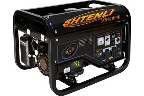 Бензиновый генератор Shtenli PRO5900 - фото 1