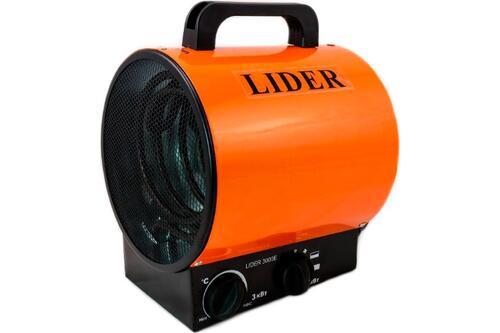 Тепловая пушка Lider 3000E - фото 1
