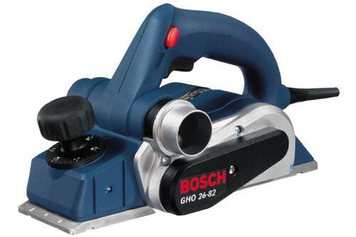 Электрорубанок Bosch GHO 26-82 Professional - фото 1